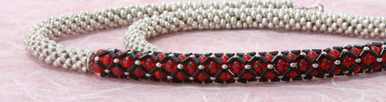 chain to beaded bracelet tag maille designs dressed tutorial archives jewelry excite jewellery