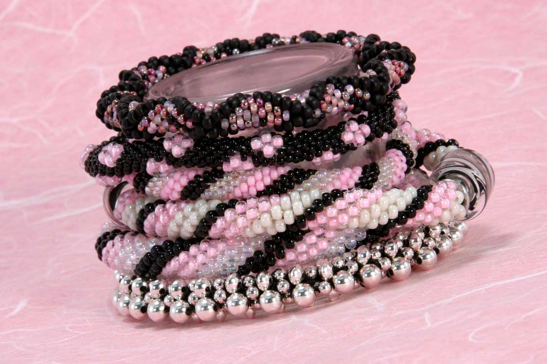 Bead Crochet Bracelets Susan Jefferson Jewelry Designs