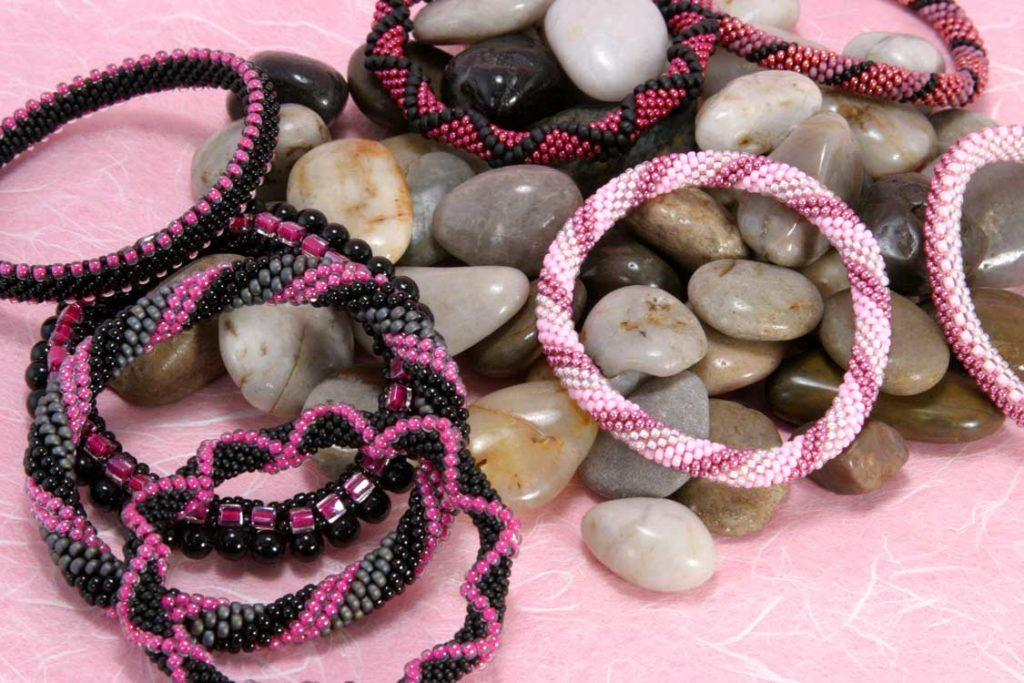 Bead Crochet Bracelet Assortment